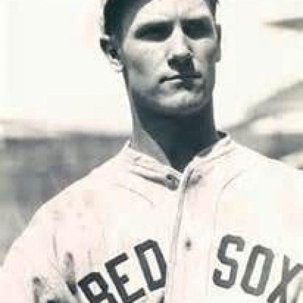 Born in Concord, Massachusetts, Robert Anthony (Casper) Asbjornson (1909-1970) was a catcher in Major League Baseball.