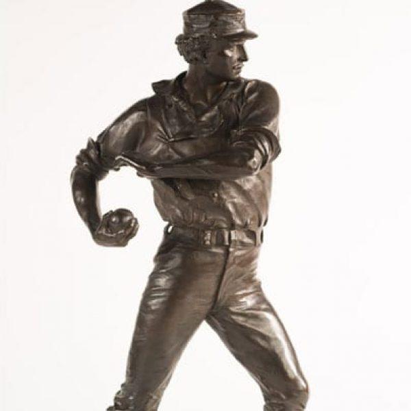 Douglas Tilden sculpture