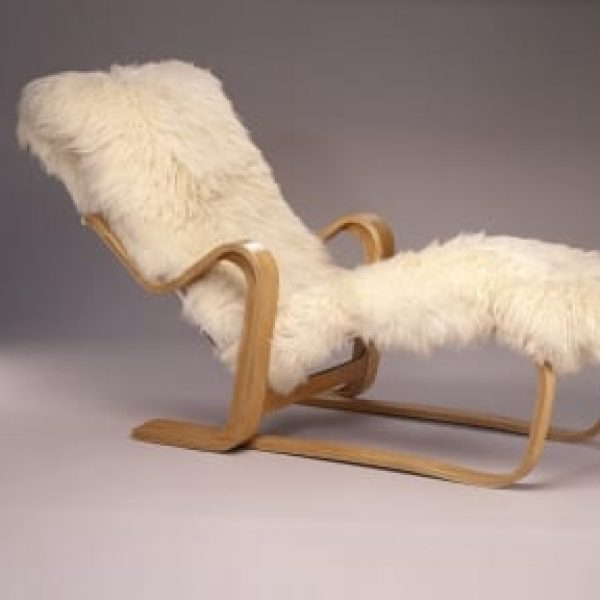Long Chair from the Gropius House