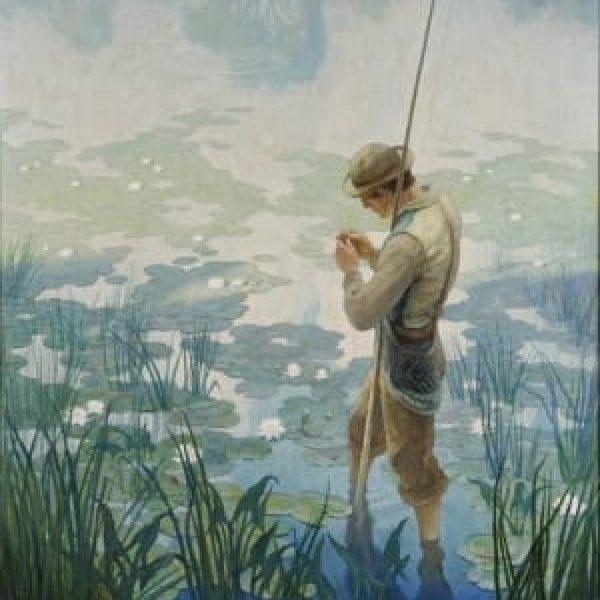 Thoreau Fishing