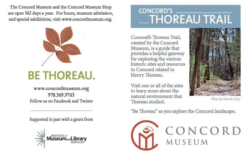 Thoreau's Trail