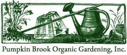Pumpkin Brook Organic Garden logo