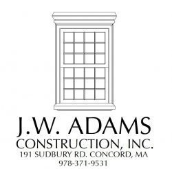 J W Adams Construction Logo